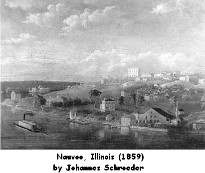 Hancock County ILGenWeb - Nauvoo, Illinois Postcard Index
