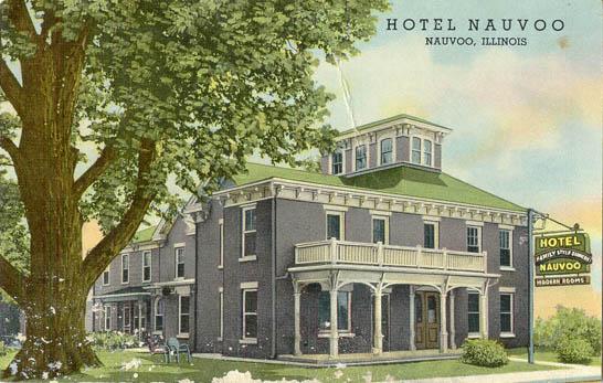 Hotel Nauvoo Veiw 3